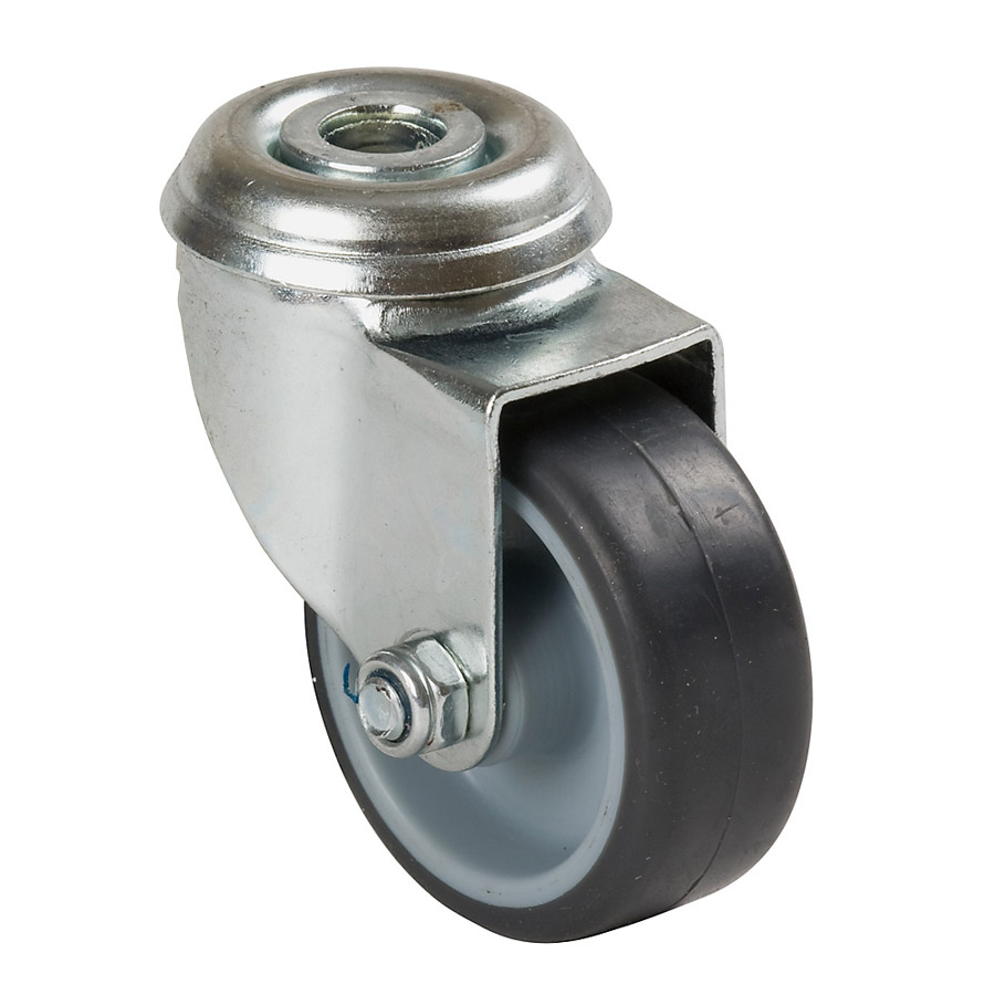 50mm Bolt Hole Castor up to 40kg capacity